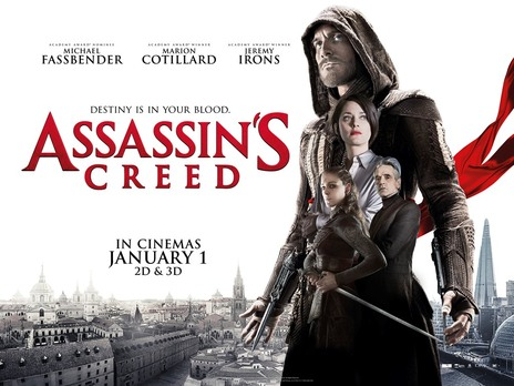 Film picture: Assassin's Creed