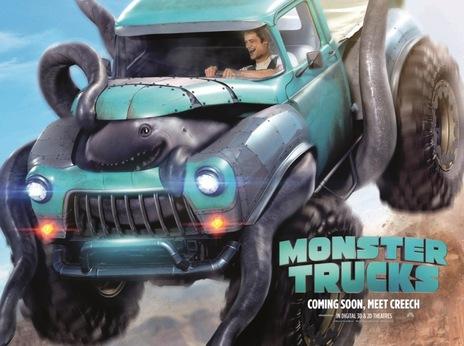 Film picture: 2D Monster Trucks