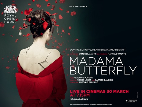 Film picture: ROH - Madama Butterfly (LIVE)