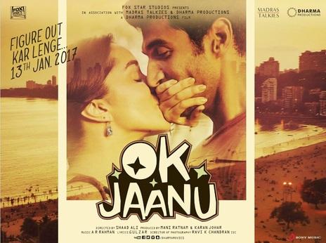 Film picture: OK Jaanu