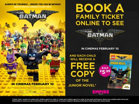 Film picture: (IMAX) 2D The Lego Batman Movie