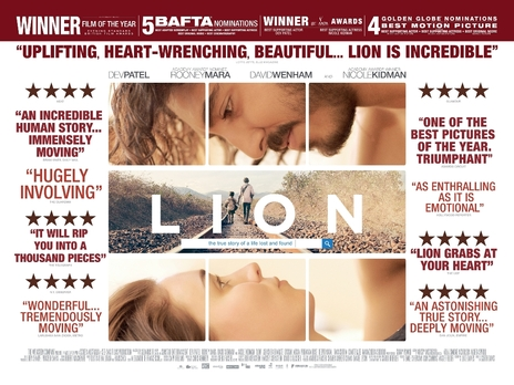Film picture: Lion