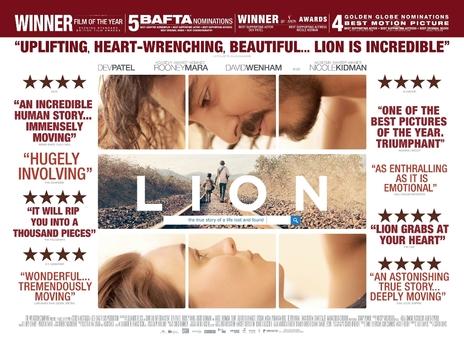 Film picture: Lion