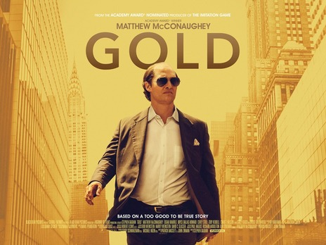 Film picture: Gold