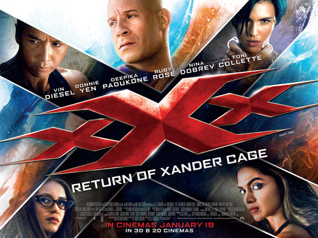 Film picture: xXx: Return Of Xander Cage