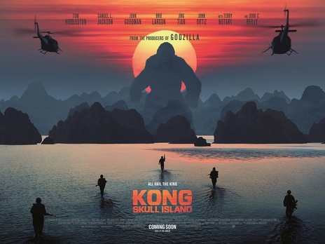 Film picture: (IMAX) 3D Kong: Skull Island