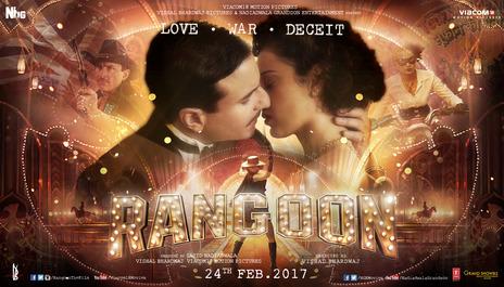 Film picture: Rangoon