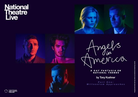 Film picture: NT Live - Angels In America Part 1 Millennium Approaches