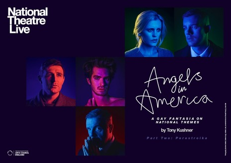 Film picture: NT Live - Angels In America Part 2 Perestroika