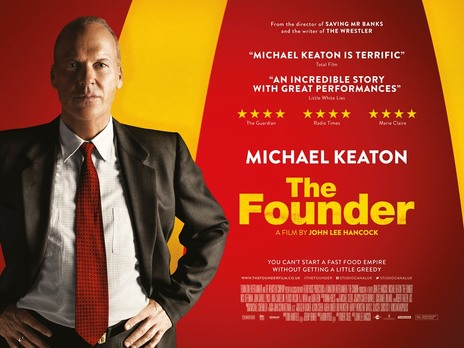 Film picture: The Founder