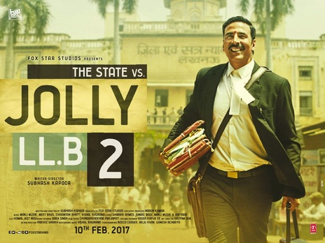 Film picture: Jolly LLB 2