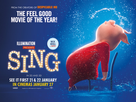 Film picture: 2D Sing