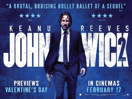 Film picture: John Wick: Chapter 2