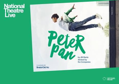 Film picture: NT Live - Peter Pan