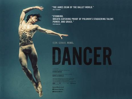 Film picture: Dancer + Broadcast Q&A & Live Performance By Sergei Polunin