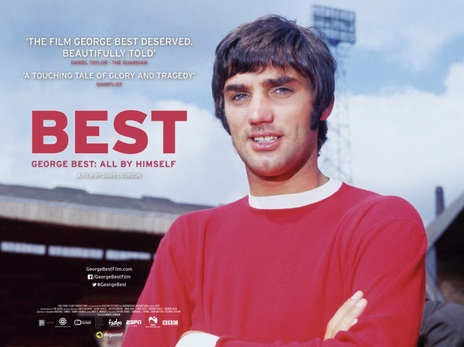 Film picture: Best (George Best: All By Himself)