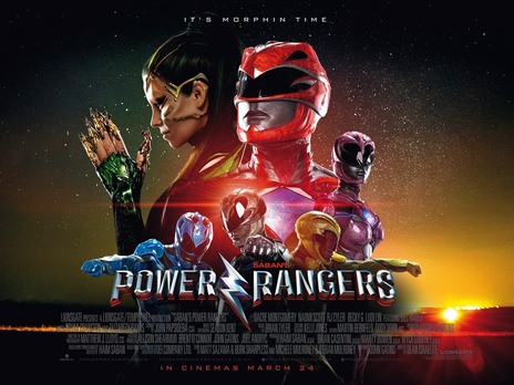 Film picture: Power Rangers