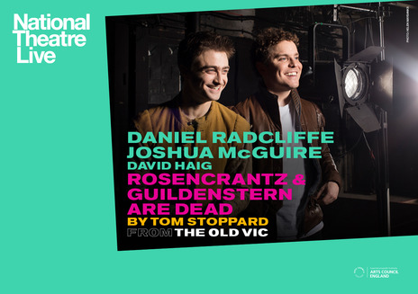 Film picture: NT Live - Rosencrantz And Guildenstern Are Dead