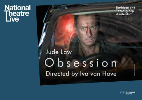 Film picture: NT Live - Obsession