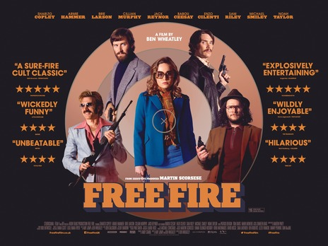 Film picture: Free Fire