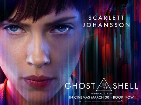 Film picture: (IMAX) 3D Ghost In The Shell