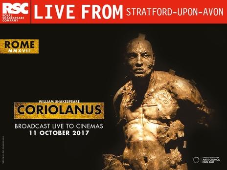 RSC Live - Coriolanus