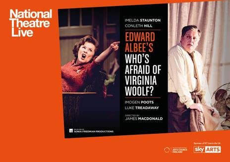 Film picture: NT Live - Who�s Afraid Of Virginia Woolf?