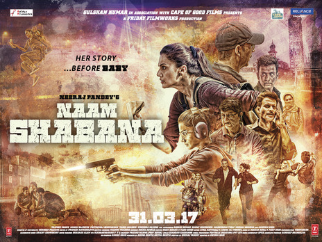 Film picture: Naam Shabana