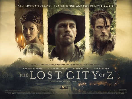 Film picture: The Lost City Of Z