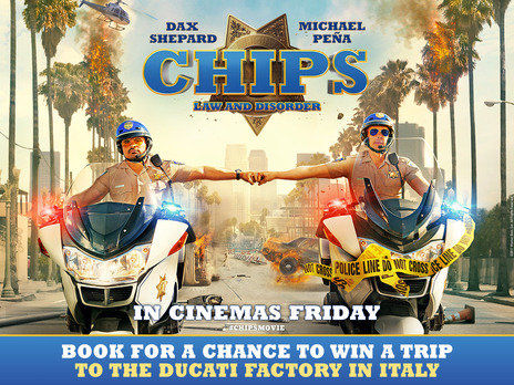 Film picture: CHiPs: Law And Disorder
