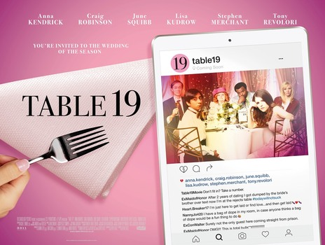Film picture: Table 19