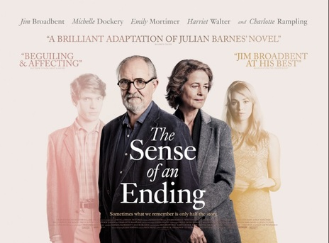 Film picture: The Sense Of An Ending