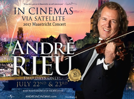 Film picture: Andre Rieu's 2017 Maastricht Concert