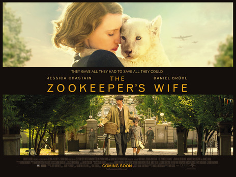 Film picture: The Zookeeper's Wife