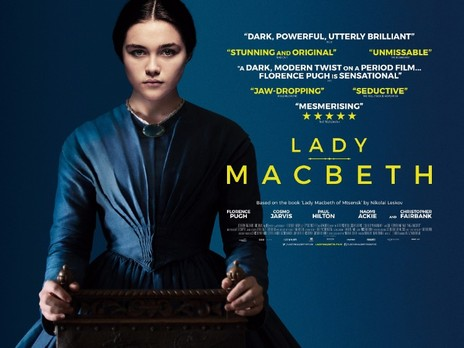 Film picture: Lady Macbeth