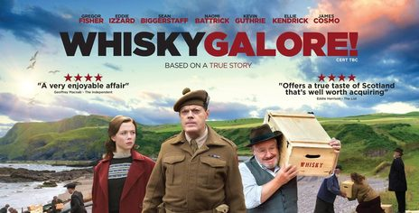 Film picture: Whisky Galore!