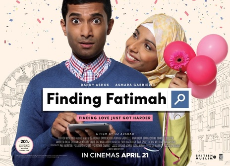 Film picture: Finding Fatimah