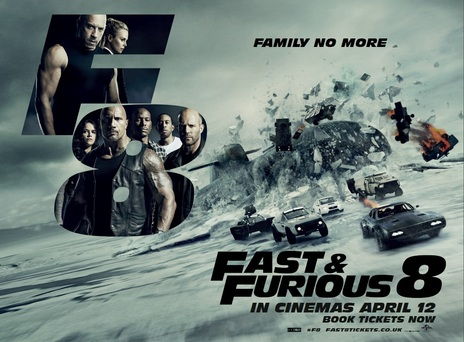 Film picture: Fast & Furious 8