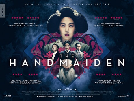 Film picture: The Handmaiden
