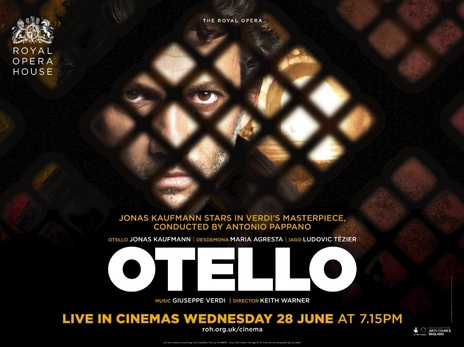 Film picture: ROH - Otello (LIVE)