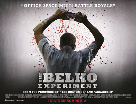 Film picture: The Belko Experiment
