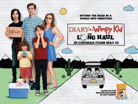 Film picture: Diary of a Wimpy Kid: The Long Haul