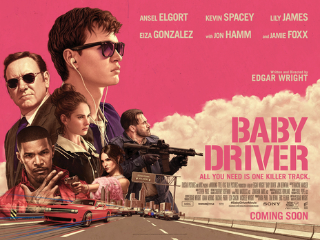 Film picture: Baby Driver