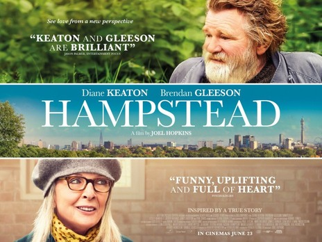 Film picture: Hampstead