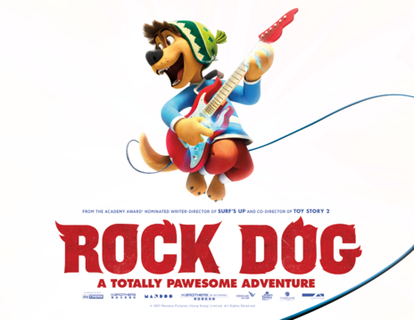 Film picture: Rock Dog
