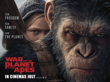 Film picture: 2D War For The Planet Of The Apes
