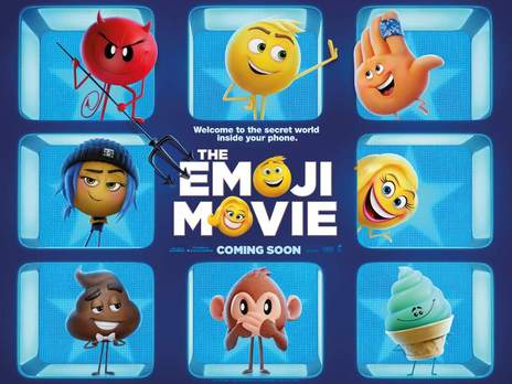 Film picture: 2D The Emoji Movie