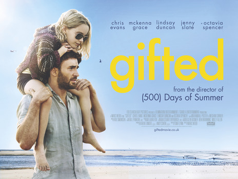 Film picture: (ST) Gifted
