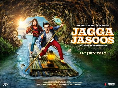 Film picture: Jagga Jasoos
