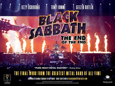 Film picture: Black Sabbath The End Of The End